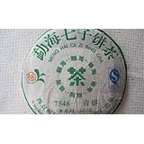 07年福海7546生饼