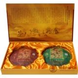 2008艺术与奥运同行纪念茶