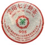 中茶908饼